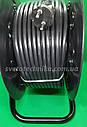 Удлинитель на катушке 30 метров SVITTEX, сечение провода 2х2,5 мм² с  термозащитой, фото 7
