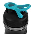 Спортивная бутылка-шейкер BlenderBottle SportMixer 820ml Black/Teal (ORIGINAL), фото 3
