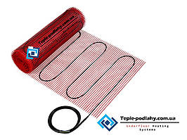Электрический нагревательный мат тонкий под плитку  FLEX EHM - 3 м.кв  (525 вт) Спец Цена