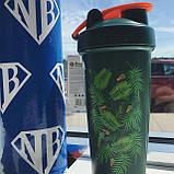 Спортивный шейкер BlenderBottle Classic Loop 820ml Special Edition Green-Coral (Art Palm)  (ORIGINAL), фото 2