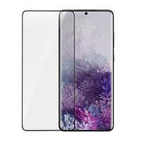 Захисна плівка Baseus для Samsung Galaxy S20 Plus Full-Screen Curved (2 шт), Black (SGSAS20P-KR01)