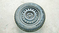 Диск и резина R14, 175/70/14, 2шт. Опель Комбо, Opel Combo 2005
