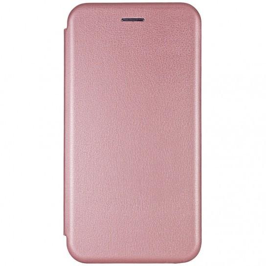 Чехол G-Case для Apple Iphone XS книжка Ranger Series магнитная Rose G