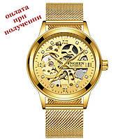 Женские механические часы скелетон Skeleton ОРИГИНАЛ АВТОПОДЗАВОД NEW