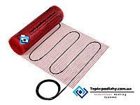 Тепла підлога під плитку тонкий двожильний мат FLEX EHM - 8 м.кв (1400 Вт) ціна / якість (ефективний обігрів)