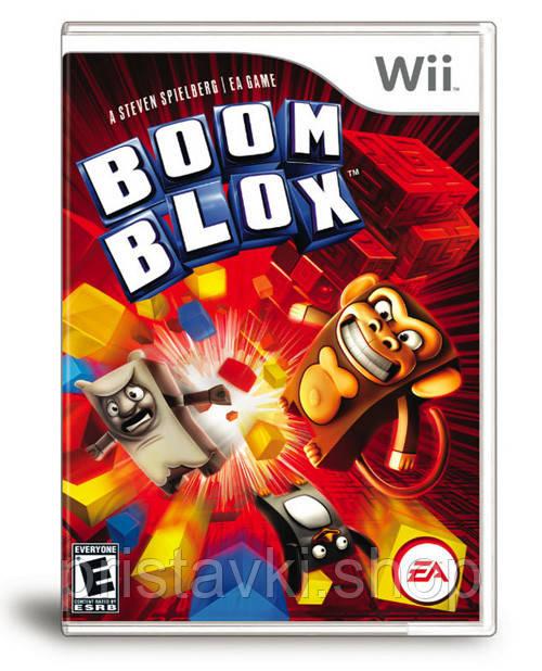 Boom Blox Nintendo Wii