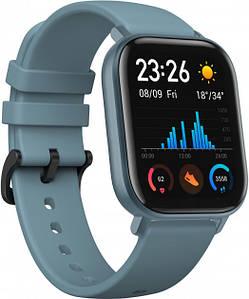 Смарт часы Amazfit GTS Blue (Global Version)