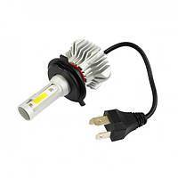 Автолампа LED S9 H7. LED лампа для автомобиля. автомобильные лампы., фото 1