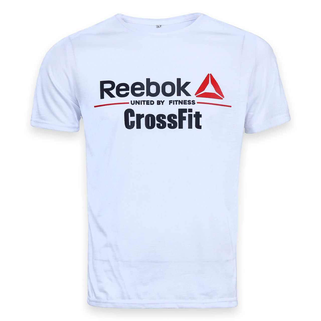 Футболка спортивная белый REEBOK CROSSFIT Ф-10 WHT S(Р) 18-902-020