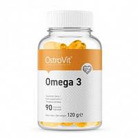 Витамины омега 3 OstroVit Omega 3 (90 капсул.)