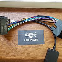A2DP Bluetooth адаптер, через AUX Wefa WF-502  для BMW E60 E61 E63 E64, фото 1