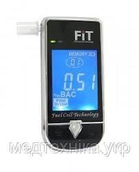 Специальный алкотестер FiT233 с электрохимическим датчиком, LCD дисплеем и функцией печати