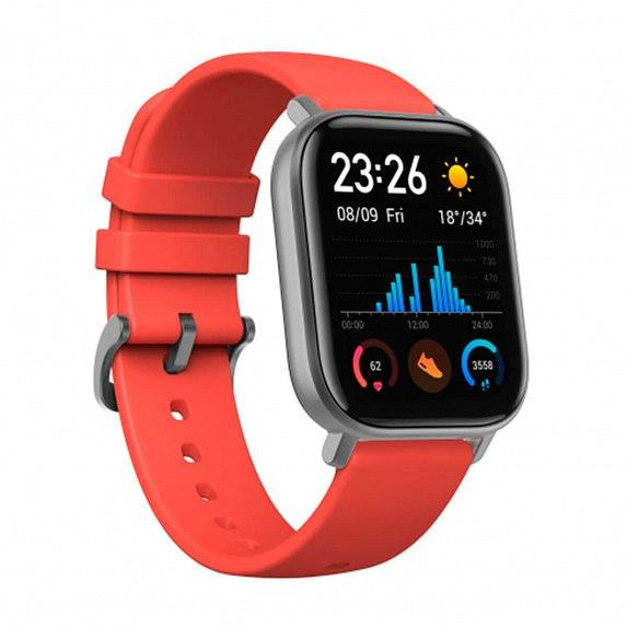 Смарт годинник Amazfit GTS Orange (Global Version)