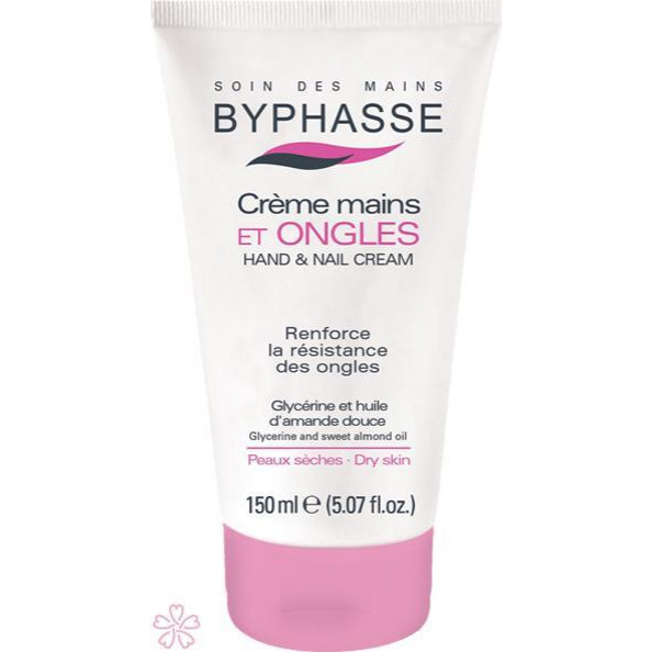 Крем для рук и ногтей Byphasse - Hand And Nail Cream - 150 ml
