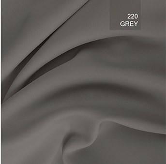 Ткань блэкаут (blackout). Серый цвет. Польша