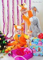 Детский карнавальный костюм Лисичка, фото 1