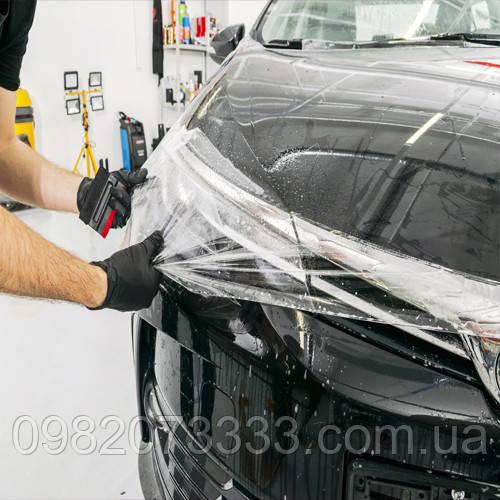 Антигравийная защитная плёнка для авто Armolan США толщина 200 мкм гидрофобная полиуретановая