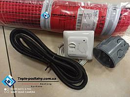 Нагревательные маты для электрического теплого пола  FLEX EHM - 3 м.кв  ( 525 вт) Серия RTC 70.26