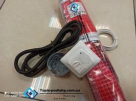 Электрический нагревательный мат эффективный обогрев FLEX EHM - 4 м.кв  (700 вт) Серия RTC 70.26