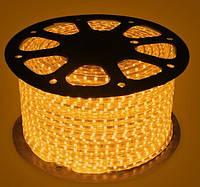 Светодиодная лента Led 3528 желтый цвет