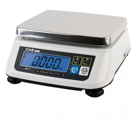 Весы CAS SWII-30, фото 2