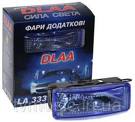 Противотуманные фары DLAA LA 333 BL