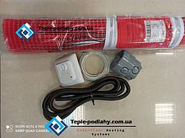 Экономичны, двужильный нагревательный мат для пола  FLEX EHM - 7 м.кв  (1225 вт) Серия RTC 70.26 Спец Цена