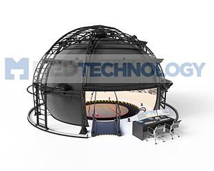 CAREN High-End (Motek) Виртуальная реабилитационная система