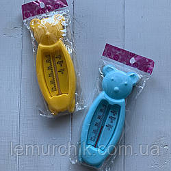 """Водяной термометр для ванны """"Мишка"""""""