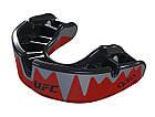 Капа OPRO Platinum UFC Hologram Red Metal/Black (art. 002261001)Червоно-Чорний, фото 3