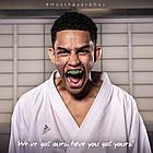 Капа OPRO Junior Snap-Fit UFC Hologram Black (art.002263001)Черный, фото 8