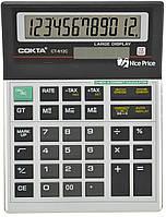 Настольный калькулятор Cokta T612C (2004)
