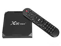 TV Box X96 Max+ (4/64GB) S905X3 8K