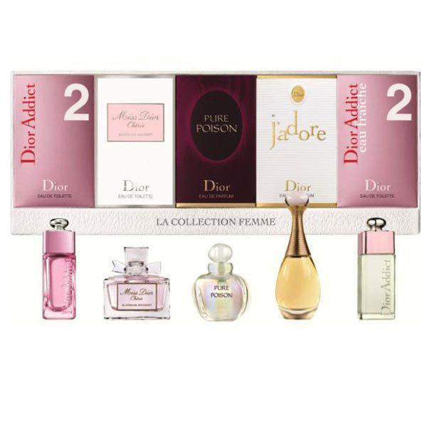 Набор мини-парфюмов Christian Dior La collection Femme