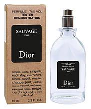 Christian Dior Sauvage - Tester 67ml