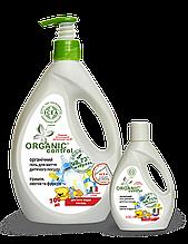 Гель для мытья посуды органический детский для мытья посуды, овощей и фруктов 700мл ORGANIC CONTROL