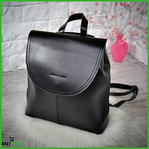 Женский рюкзак-сумочка Star .Черный