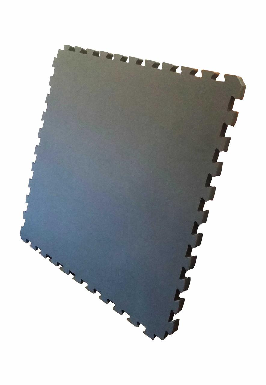 Мат IZOLON Base 1000х1000х30мм соединение ласточкин хвост толщина 30 мм