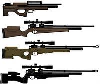 Обзор пневматических винтовок для охоты