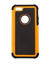 Чохол для моб. телефону Drobak для Apple Iphone 5c/Anti-Shock/Orange (210267)