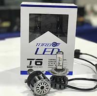 Автолампа LED T6 H11 Turbo Led. LED лампа для автомобиля. Автомобильная лампа., фото 1