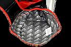 Боксерські рукавиці PowerPlay 3006 Чорні 8 унцій, фото 3