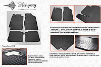 Toyota Camry 1997-2002 Резиновые коврики Stingray
