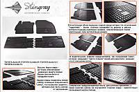 Toyota Auris 2013↗ Резиновые коврики Stingray