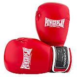 Боксерські рукавиці PowerPlay 3019 Червоні 12 унцій, фото 6