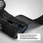 Боксерські рукавиці Hayabusa S4 - Чорн 12oz (Original), фото 5