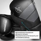 Боксерські рукавиці Hayabusa S4 - Чорн 12oz (Original), фото 6