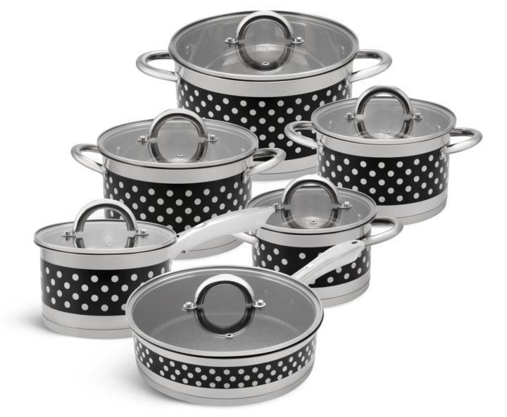 Набір посуду Edenberg з 12 предметів EB-4056