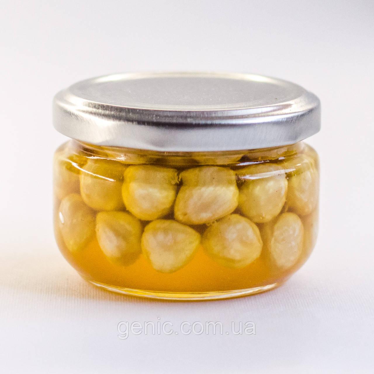 Квітковий мед з Фундуком (баночка 100 мл)