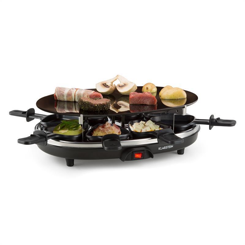 Електрогриль Blackjack Raclette-Grill 900 Вт склокераміка Німеччина
